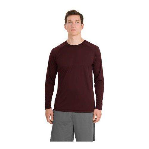 Sport Tek Dry Zone; Long Sleeve Raglan T Shirt. T473LS