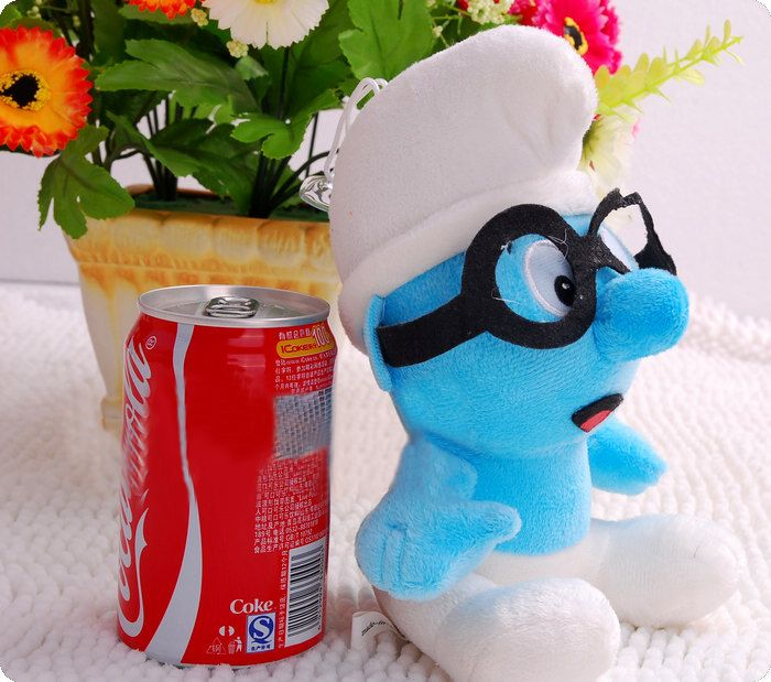 The SMURFS Boy girl Stuffed Plush Doll Toy cute Character Soft Plush