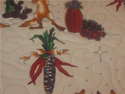 Handmade table Runner Christmas Arizona Southwest